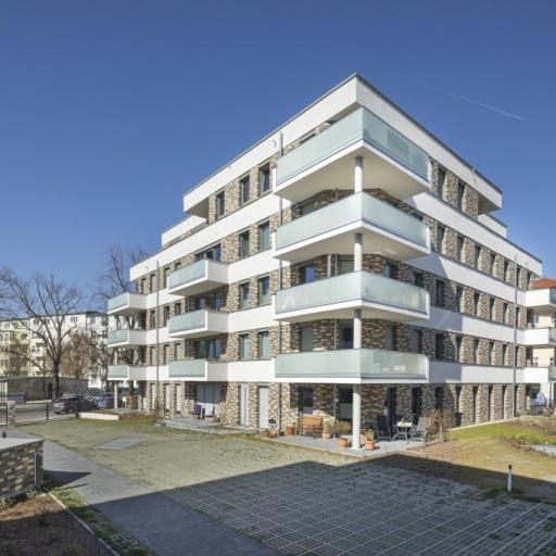 Wohnbau - Rudower Straße
