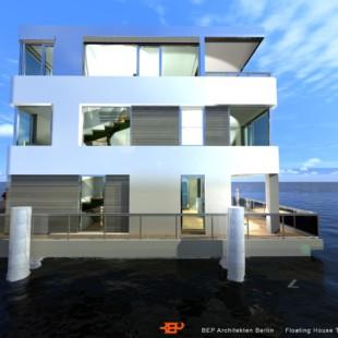 Floating House Tegel